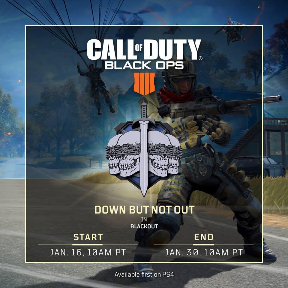 Black Ops 4 Blackout