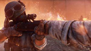 Battlefield V Firestorm Gameplay Trailer