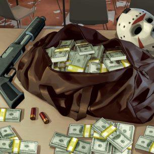 Gratis GTA$ voor GTA Online en Gold Bars voor Red Dead Online