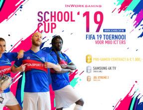 InWork School Cup: Het grootste offline FIFA 19-toernooi