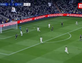 Samenvatting van Real Madrid-Ajax nagemaakt in FIFA 19