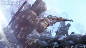 patch update voor Battlefield V