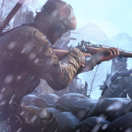 Gigantische patch update voor Battlefield V