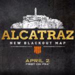 Alcatraz Map Blackout