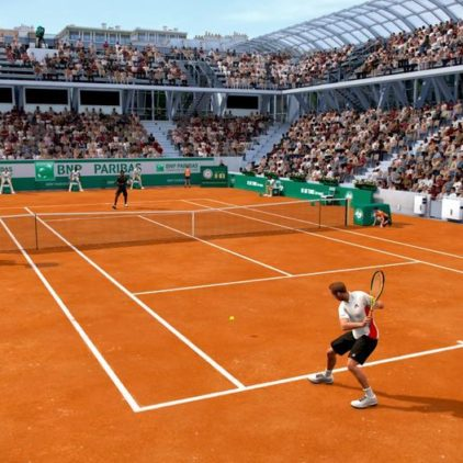 Tennis World Tour Roland-Garros Edition is nu verkrijgbaar