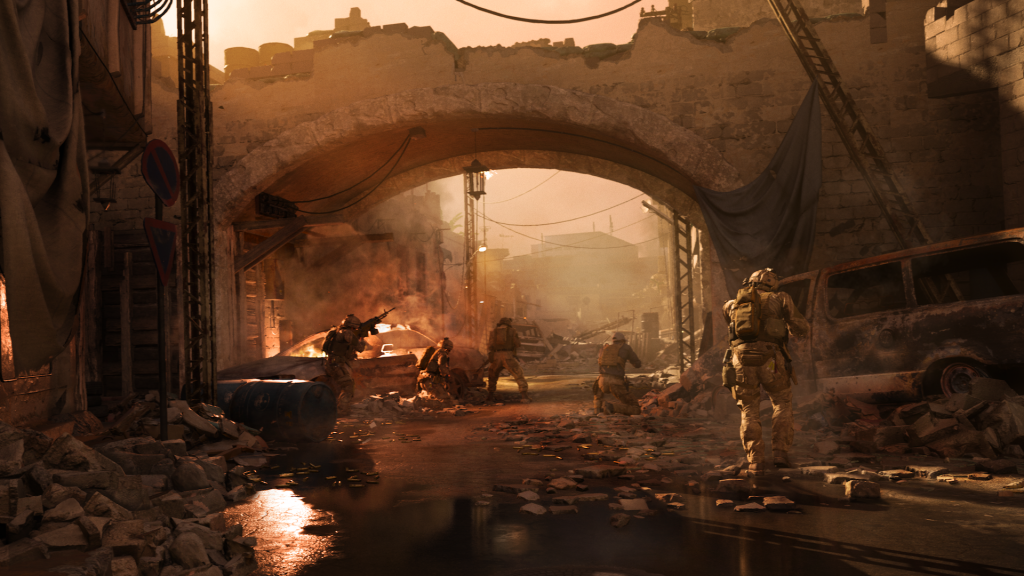 screenshots van Call of Duty: Modern Warfare