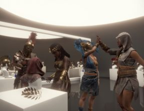 Ontdek de wereld van Assassin's Creed in The VR Escape Room