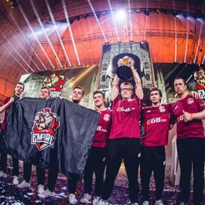 Team Empire wint de Rainbow Six Pro League Season IX Finale in Milaan