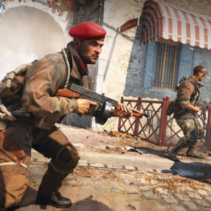 Nieuwe maps in Battlefield V Chapter 4: Defying the Odds