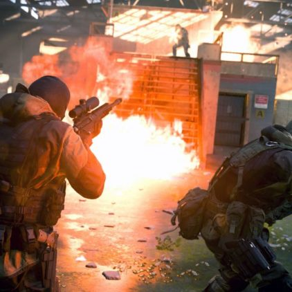 Nieuwe gameplay in 4k van Modern Warfare Multiplayer