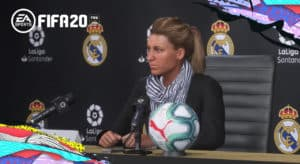 FIFA 20 speltype Carrière
