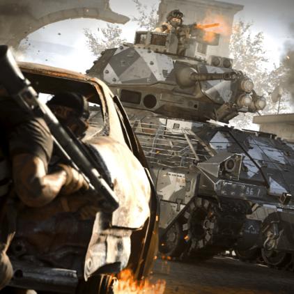 Call of Duty: Modern Warfare PC Specificaties
