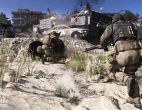 De eerste details over de Call of Duty Modern Warfare multiplayer