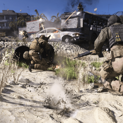 Patch Notes 1.13 Update voor Call of Duty: Modern Warfare