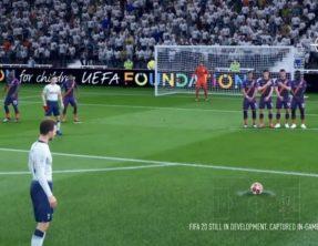 FIFA 20 Tutorial: Hoe scoor je een vrije trap?