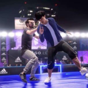 Skillmove in FIFA 20