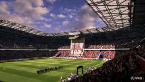FIFA 20 stadions