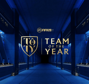 FIFA 20 Team Of The Year