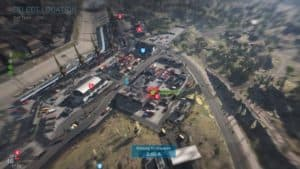 Modern Warfare Ground War map Port