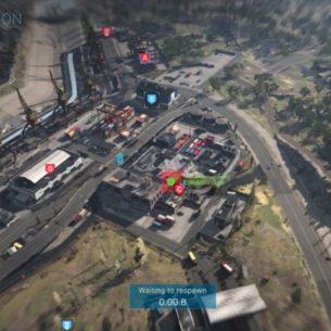Modern Warfare Ground War map Port