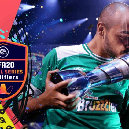 FIFA 20 Global Series – Kijk mee via Twitch en maak kans op beloningen