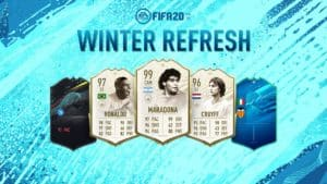 Winter Refresh FIFA 20 Ultimate Team
