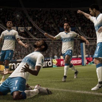 Gratis content update voor FIFA 20: Speel CONMEBOL Libertadores
