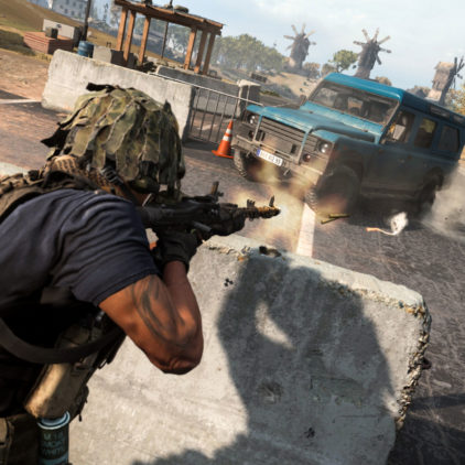 Speel de Multiplayer van Call of Duty: Modern Warfare dit weekend gratis