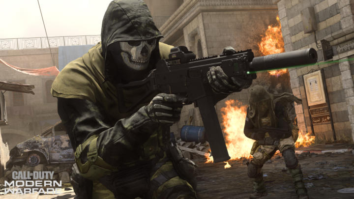 wereldrecord in Call of Duty: Warzone