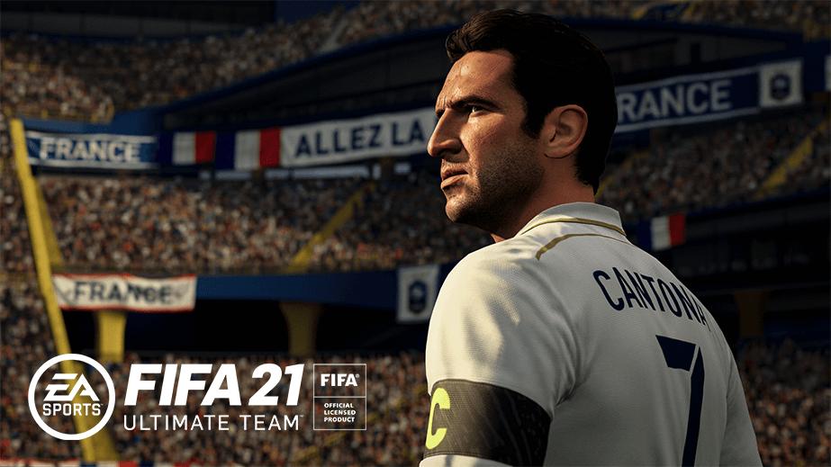 FIFA 21 Ultimate Team FUT Co-Op