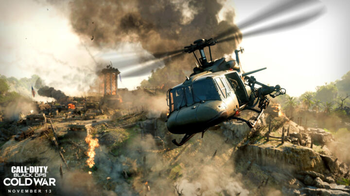 Black Ops Cold War Update