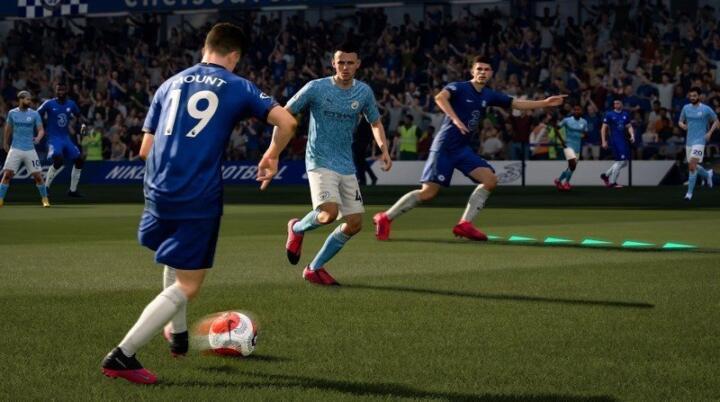 FIFA 21 update 15
